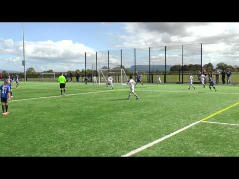 Oxford United Stars FC (2004) V Kildrum Tigers (Foyle Cup 2015)