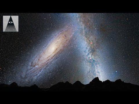 De Melkweg gaat botsen! (over 3 miljard jaar)