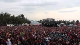 TEX TEX Así Abrió Su Actuación En Vive Latino 2016