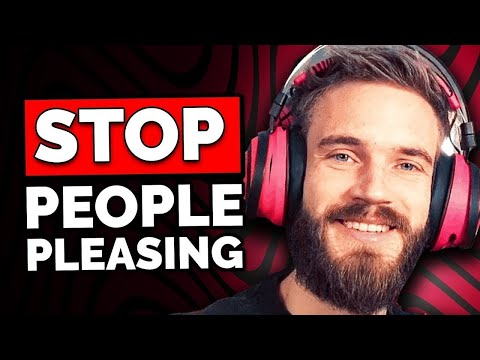 How To Develop Genuine Charisma - PewDiePie Breakdown