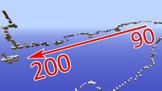 САМЫЙ ДЛИННЫЙ ПАРКУР В МИРЕ! ПРОШЛИ ОТ 90 ДО 200+ УРОВНЕЙ! И ЭТО НЕ КОНЕЦ? Minecraft Parkour