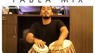 Iphone tabla mix