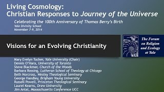 Living Cosmology: Visions for an Evolving Christianity