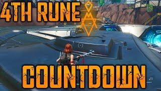 *NEW* RUNE 4 COUNTDOWN *INCOMING* ! - LOOT LAKE EVENT LIVE (Fortnite Battle Royale)