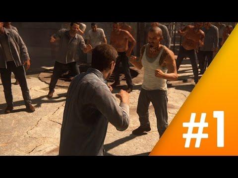 ON SE TAPE EN PRISON ! - Uncharted 4