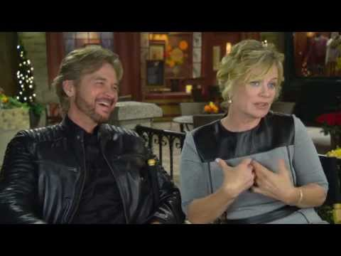 Days Of Our Lives 50th Anniversary   Stephen Nichols & Mary Beth Evans