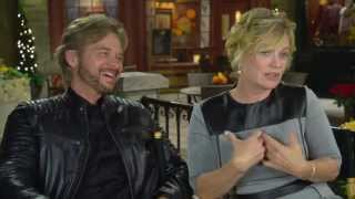 Days Of Our Lives 50th Anniversary Interview - Stephen Nichols & Mary Beth Evans