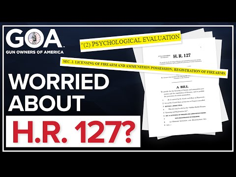What You Need to Know about H.R. 127 | FOX NEWS INTERVIEW