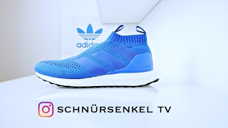 abcd3acfc08c0 Adidas Ace Purecontrol Ultra Boost 1 Of 500 Limited Edition 16 Review  Unboxing On Feet Video