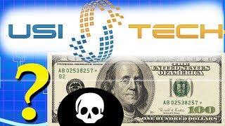 USI Tech Opinie - HYIP Oszustwo SCAM ...czy Objawienie i Dochód Pasywny