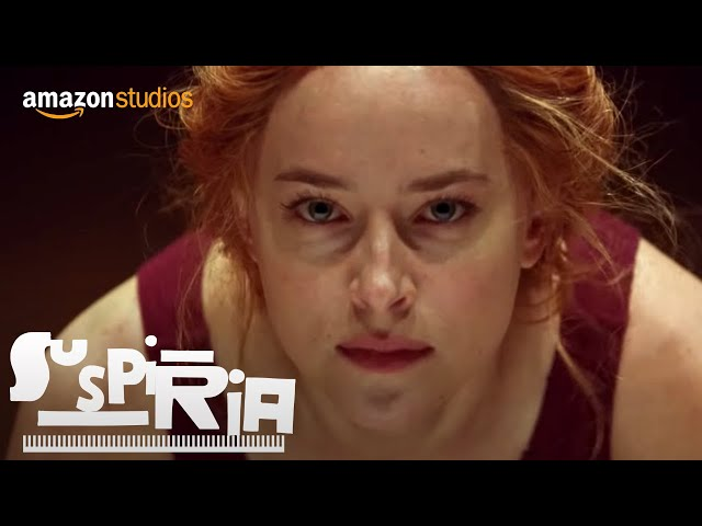 Suspiria - Teaser Trailer   Amazon Studios