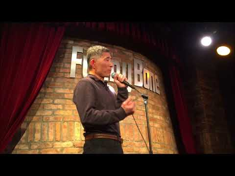 First Open Mic At Hartford Funny Bone