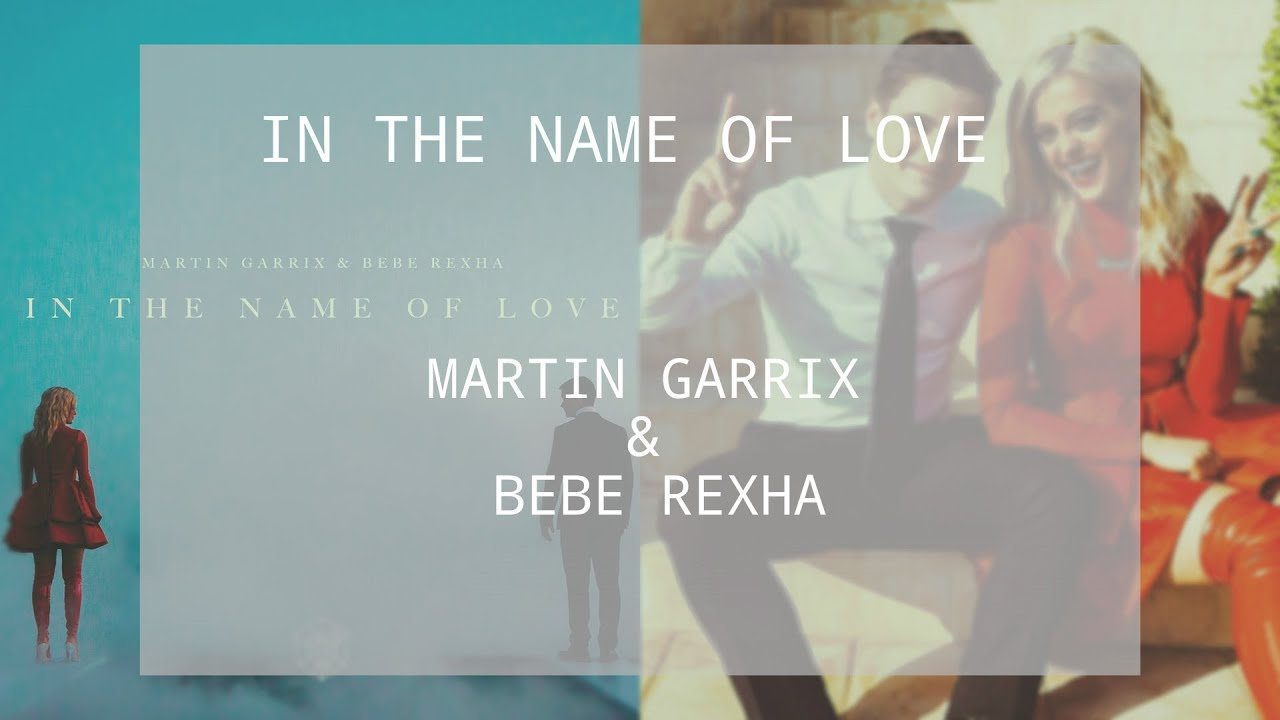In The Name Of Love (Lyrics) (Letra)