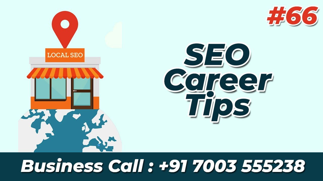 Local SEO Course   Can SEO be a Career ? Part 66
