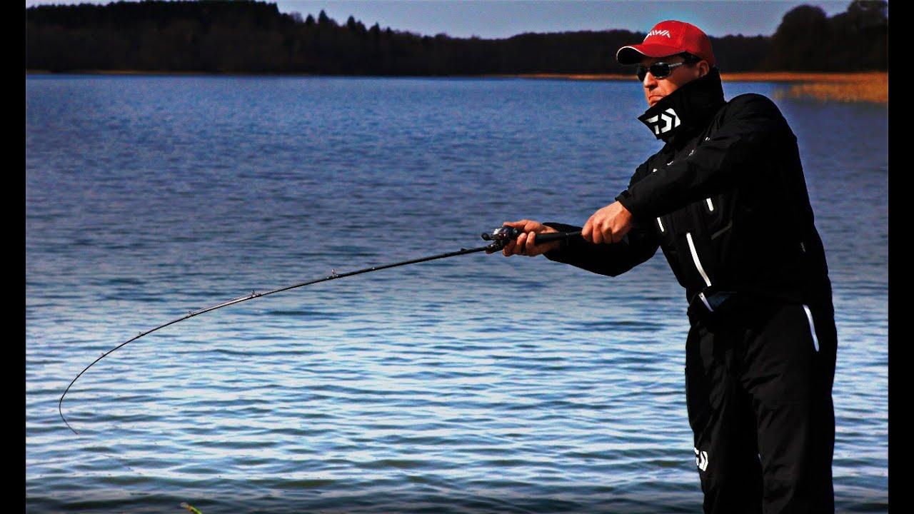 видео любительское о рыбалке