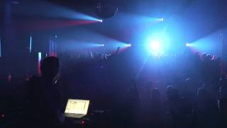 amnésie live @ Modern Factory - Le Chabada - 23/10/09
