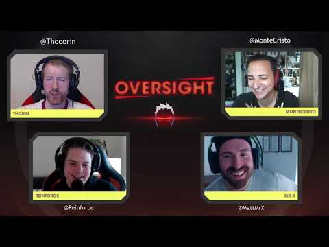 OverSight Episode 30: Amnesty Starts Now (feat. Mr X and Reinforce)