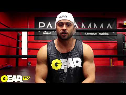 Diabetic Bodybuilder Jason Poston's Insulin Fueled Workout!  A GEAR TV EXCLUSIVE!