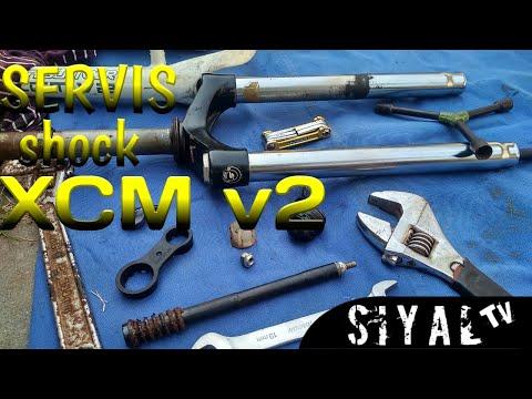 SERVIS SHOK/FORK XCM SENDIRI