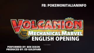 Pokémon Volcanion and the Mechanical Marvel - Full English Op…