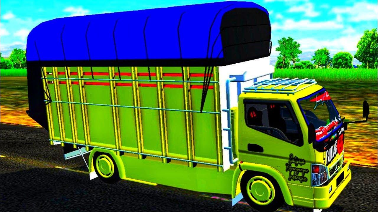 700+ Mod Bussid Mobil Monster Terbaik