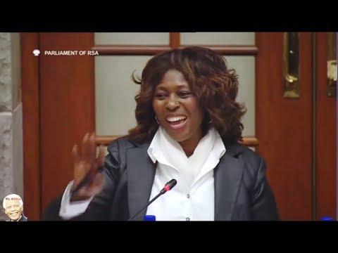 Makhosi Khoza Fired By ANC From Parliament Job