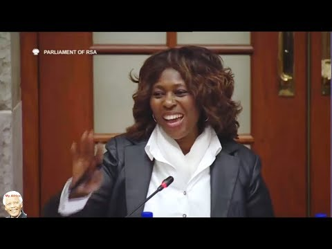 Makhosi Khoza Fired By ANC From Parliament Job