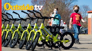 Teaching Kids to Ride with Strider Bikes | Dispatches