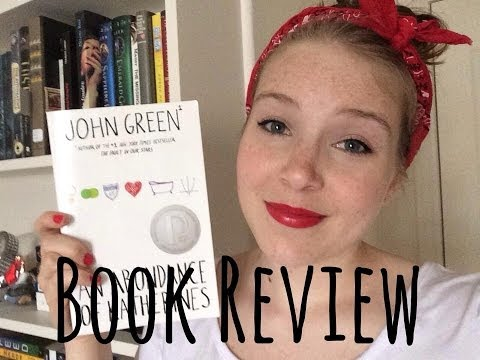 An Abundance of Katherines by John Green | Book Review