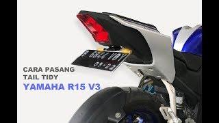 Cara Pasang Tail Tidy Yamaha R15 V3