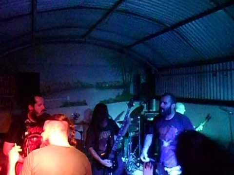VISCERAL SLAUGHTER - Cadaver Business @Bar do Paraguay BELÉM 02/11/16