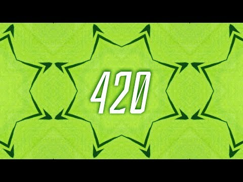 "Real Chill Old School Rap Beat ""420"" 