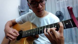 Those years ( OST You are the apple of my eye) (guitar solo)