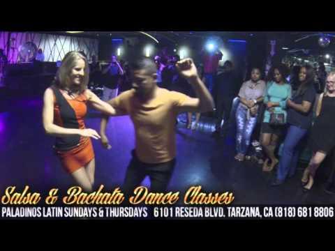 Paladinos Latin Nights salsa and Bachata classes Thursdays and Sundays