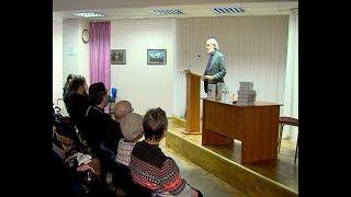 Визит Александра Дворкина в Новомосковск