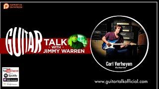 Carl Verheyen, guitarist for Supertramp. on Guitar Talk with Jimmy Warren