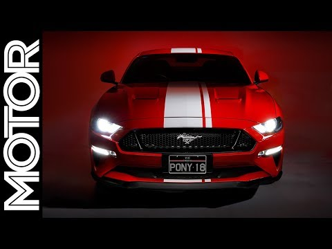 2018 Ford Mustang review: A better muscle car | MOTOR
