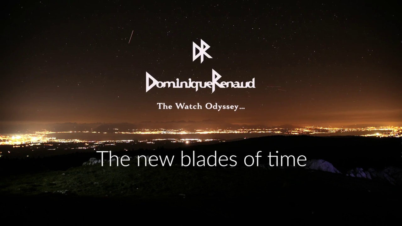 Dominique Renaud, The New Blades of Time