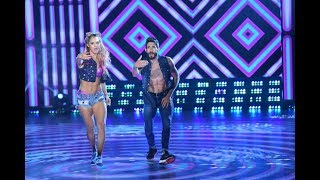 Video ¡Flor Vigna y Gonzalo Gerber se la jugaron en el duelo del Pop Latino! download MP3, 3GP, MP4, WEBM, AVI, FLV Desember 2017