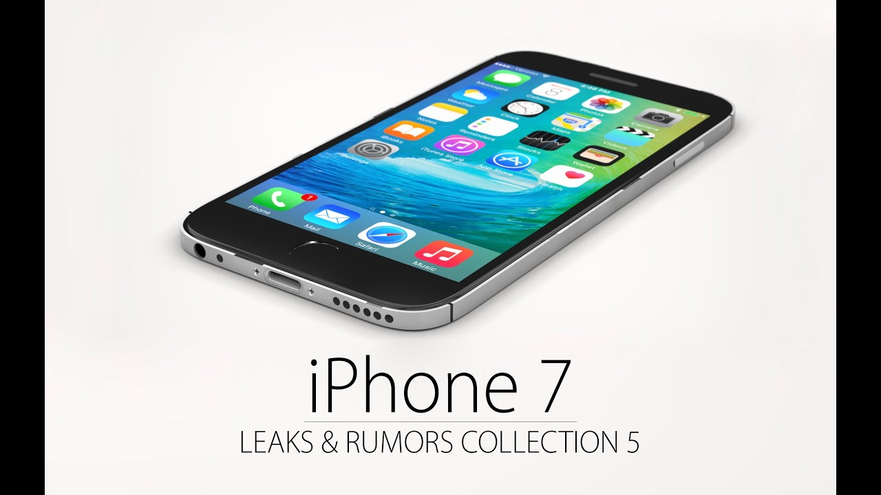 iphone 7 amp 6c   new leaks amp rumors part 5   youtube