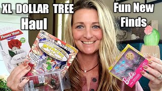 XL Fun Dollar Tree Haul 💕 Great NEW Items💫Trying Out Items| July 26