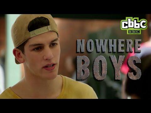 CBBC: Nowhere Boys Episode 11  Confrontation