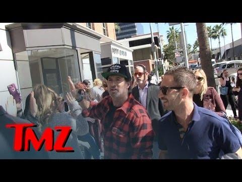 Scott Patterson  Gives 'Gilmore Girls'  A Genuine Luke  TMZ