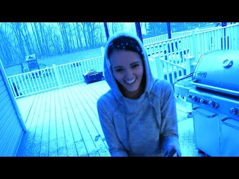 CRAZY SNOW SURPRISE!!