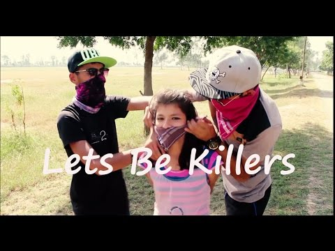 Lets Be Killers - Short Film