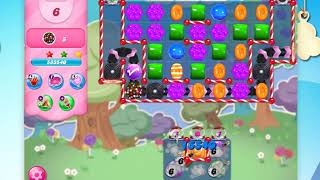 Candy Crush Saga Level 3401 -16 Moves- No Boosters