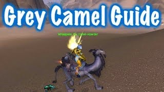 Grey Camel & The Camel-Hoarder Title Guide (World of Warcraft)