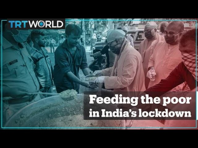 Feeding the poor during India's lockdown