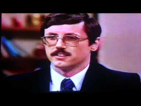 Jack Webster Interview Fall 85
