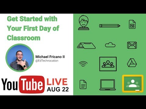 Google Classroom Resources - EdTechnocation